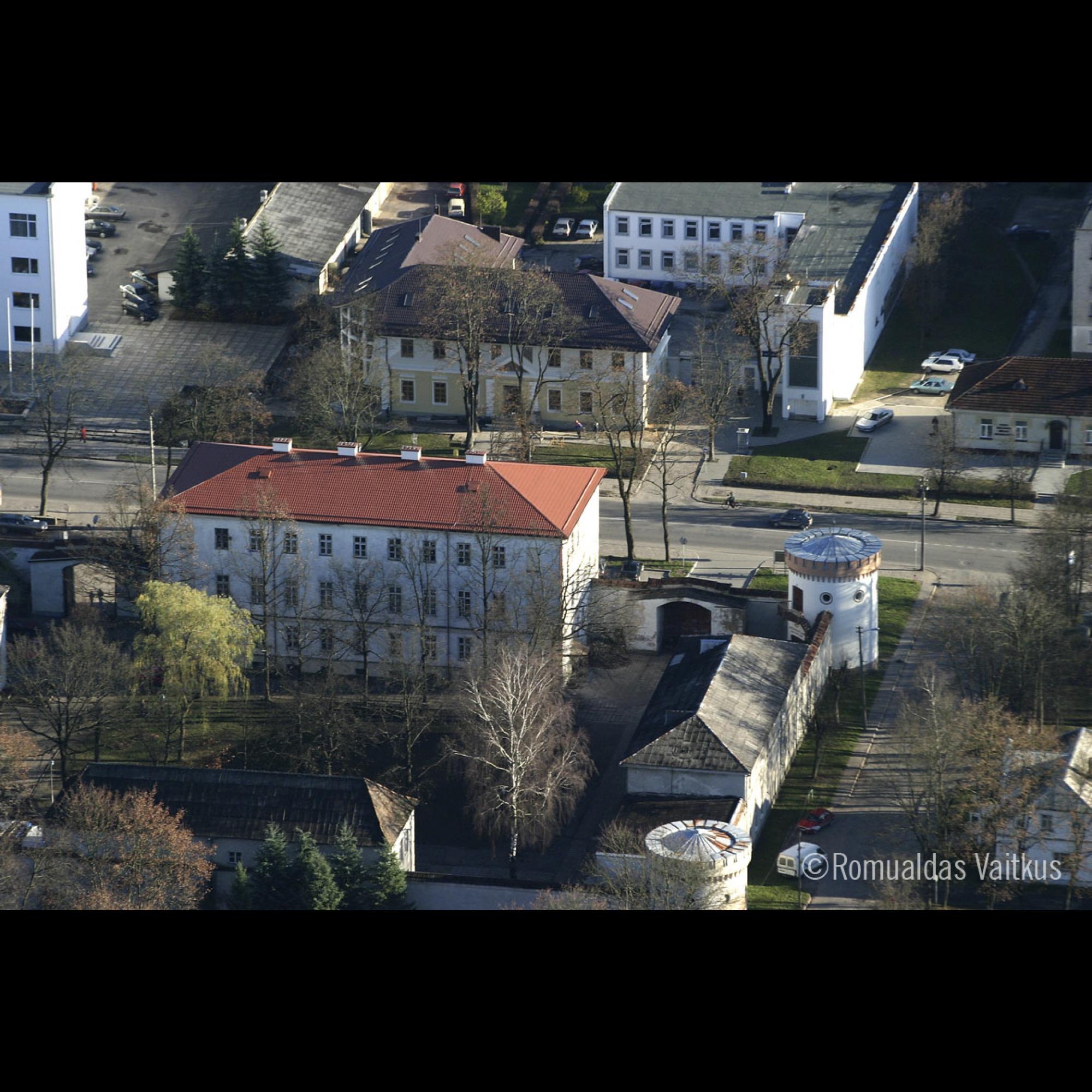Die Zeichen der Geschichte und des Kulturerbes in der Stadt Tauragė