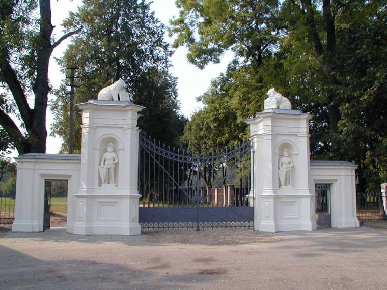Plungė Park