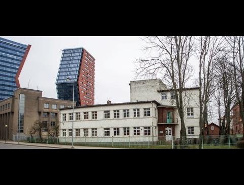 Bauhauzinam Klaipėdą