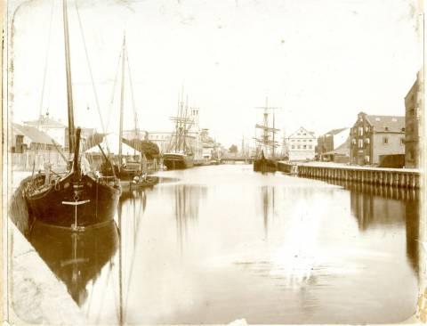 Dangės (Danės) uostas