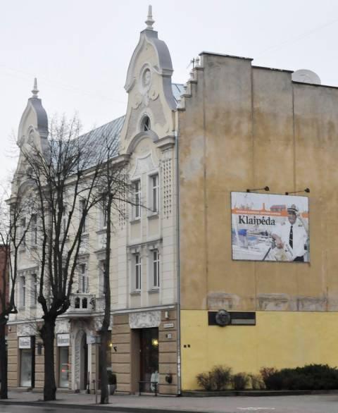 Jugendo stiliaus namas