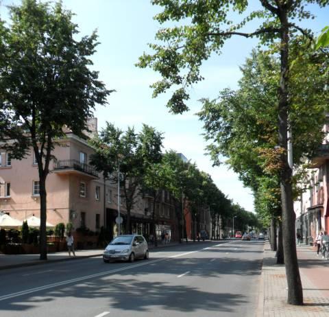 Herkaus Manto gatvė (Libauer Strasse)