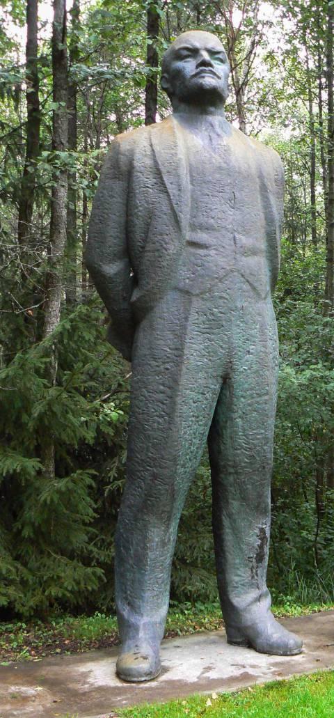 Leninas Grūto parke