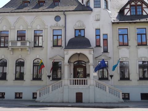 Александровский дом