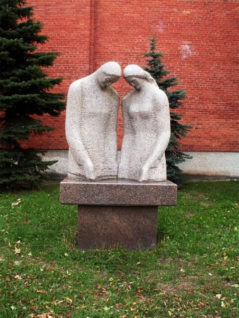 """Skulptūra """"Svaja"""""""