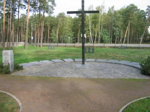 The German soldier cemetery