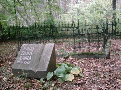 Antkapinis paminklas Jonui Žiliui-Jonilai