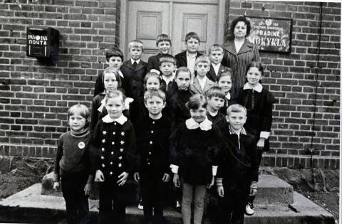 Barškiai Elementary School