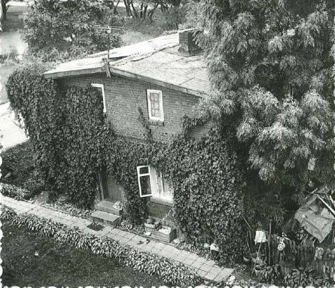 Bachmano dvaro ūkvedžio namas