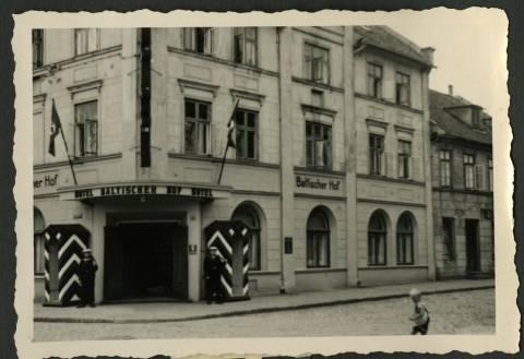 """Viešbutis """"Baltischer Hof"""""""