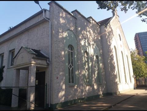 Klaipėdos baptistų bažnyčia