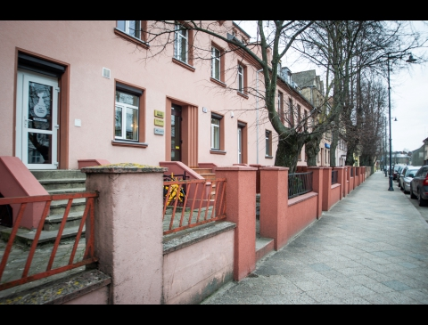 I. Kanto gatvės vaizdas