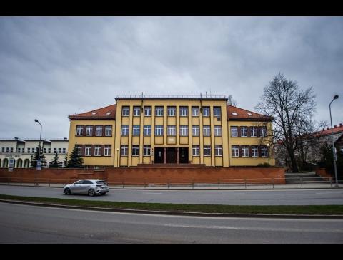 Valstybinės kolegijos Sveikatos mokslų fakultetas (buvęs Pedagoginis institutas)