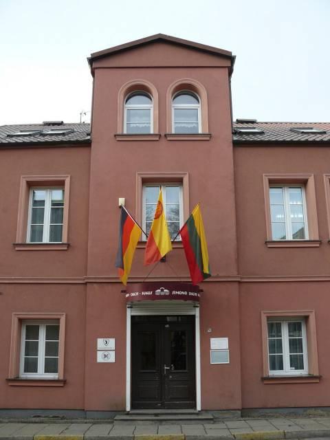 Simono Dacho namai