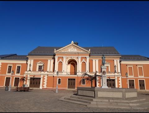 Dramos teatro pastatas
