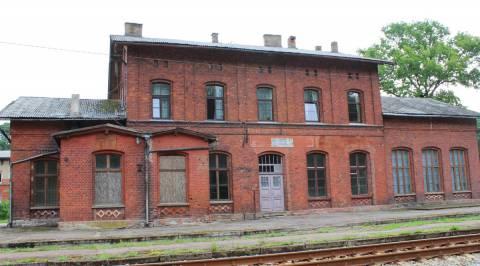Priekulės geležinkelio stotis