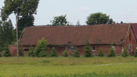 Ūkininko Kuršaičio ūkinis pastatas Šventvakarių kaime