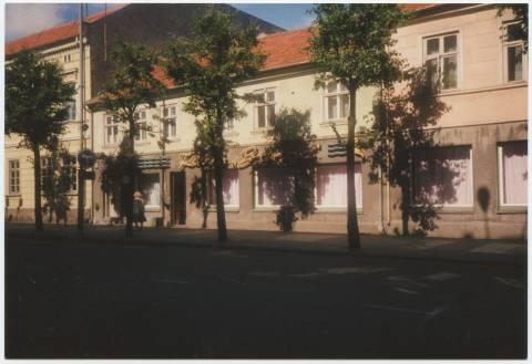 Otto Zoeke automobilių parduotuvė