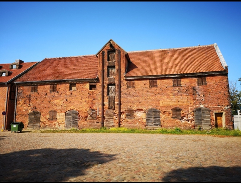 Charles' warehouse
