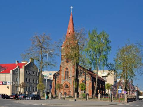 The Kretinga Evangelical Lutheran Church