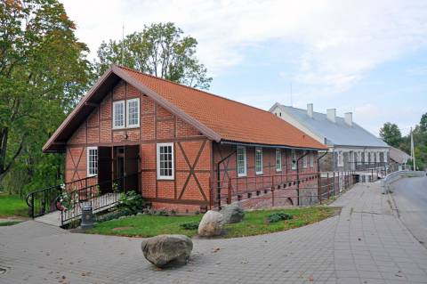 The Kretinga Manor Watermill
