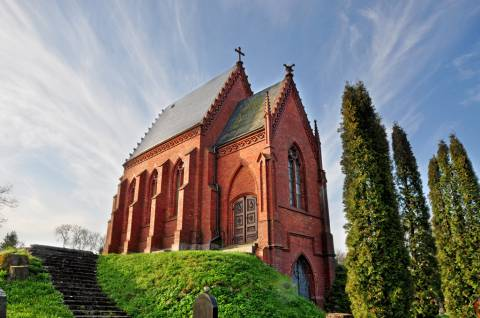 The Chapel and Mausoleum of the Tiškevičius Family