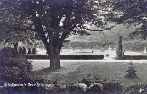 Kretingos dvaro parkas ir antrasis fontanas
