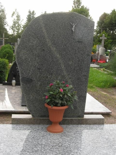 Partizano Adomo Vaičekausko kapas