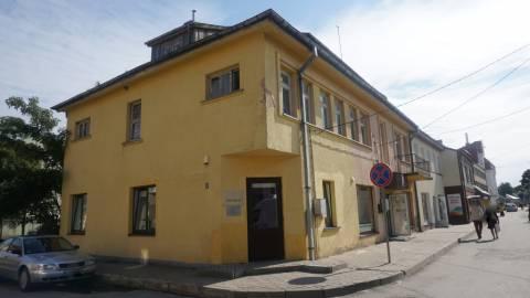 NKVD-MVD-MGB-KGB Kretingos poskyrio būstinė su areštine