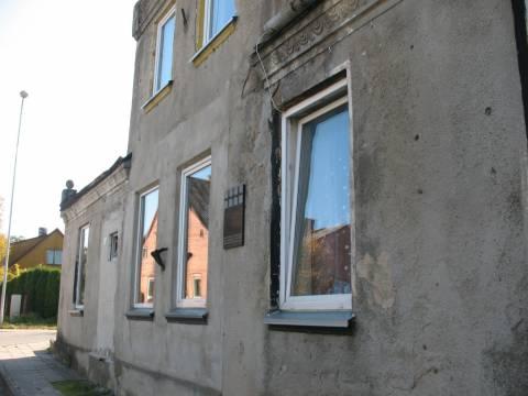 Pastatas, kuriame veikė NKVD-MVD-MGB Salantų poskyris