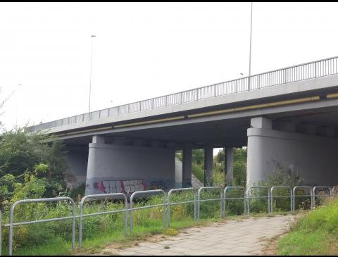 Die Brücke der Lindenstrasse
