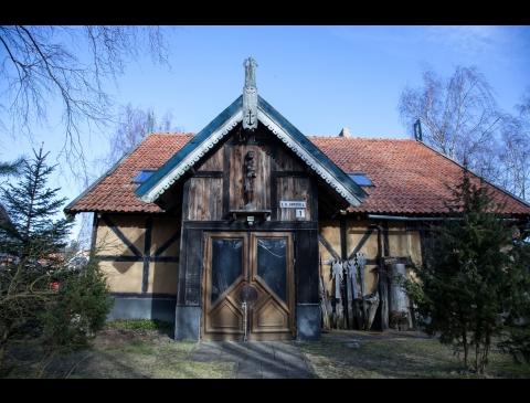 Das Haus von Eduardas Jonušas