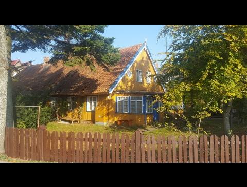 Viktoras Miliūnas House in Nida