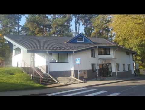 Neringa Municipality Viktoras Miliūnas Public Library