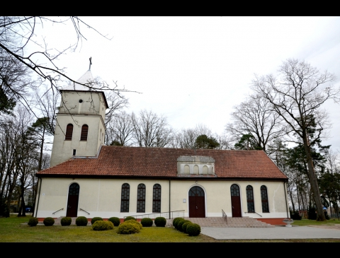 Pagėgių evangelikų liuteronų bažnyčia
