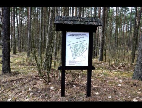 """Pagėgių koncentracijos stovykla, Buchenvaldo filialo """"Oflager-53"""" memorialinis kompleksas"""