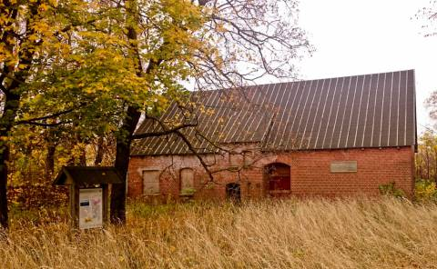 The old school of Kalotė village