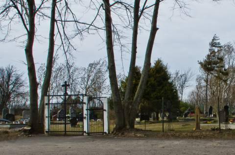 Karklės kapinės (buvusios skenduolių)