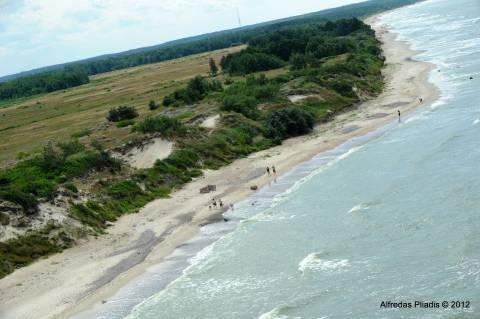 Die unentdeckte Meeresküste