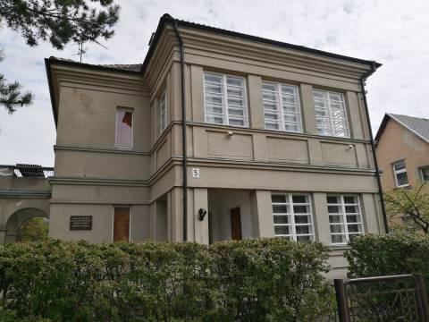 Kompozitoriaus Juozo Karoso namas