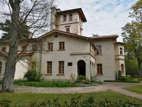Namas, kuriame gyveno Lietuvos Respublikos prezidentas Antanas Smetona