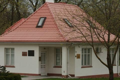 Haus von Pranas Genys