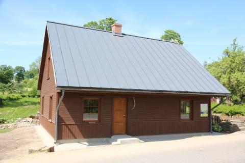 Museum des Dichters Vytautas Mačernis