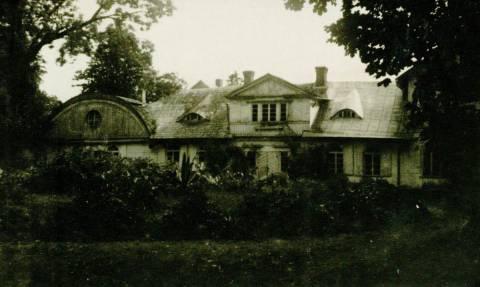 Platelių dvaro sodybos rūmai ir parkas