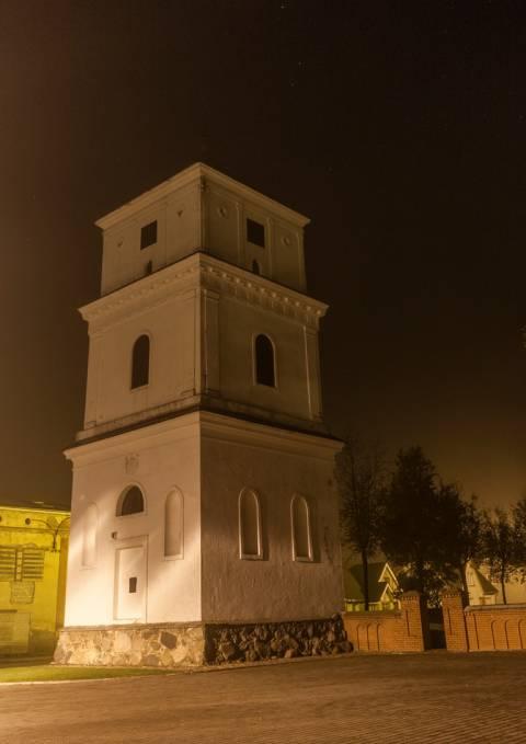 Plungės bažnyčios varpinė