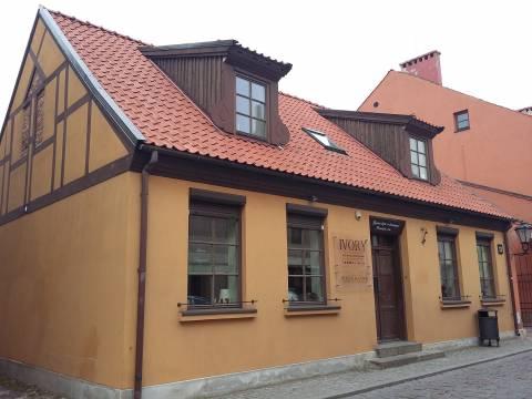 Žydų bendruomenės skerdėjo namas
