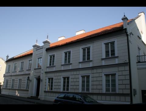 Žydų mokyklos pastatas