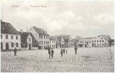 Frydricho turgaus aikštė