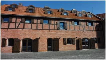 Epraheim Michaelson warehouse