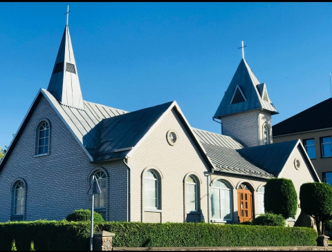 Шилальская евангелическо-лютеранская церковь